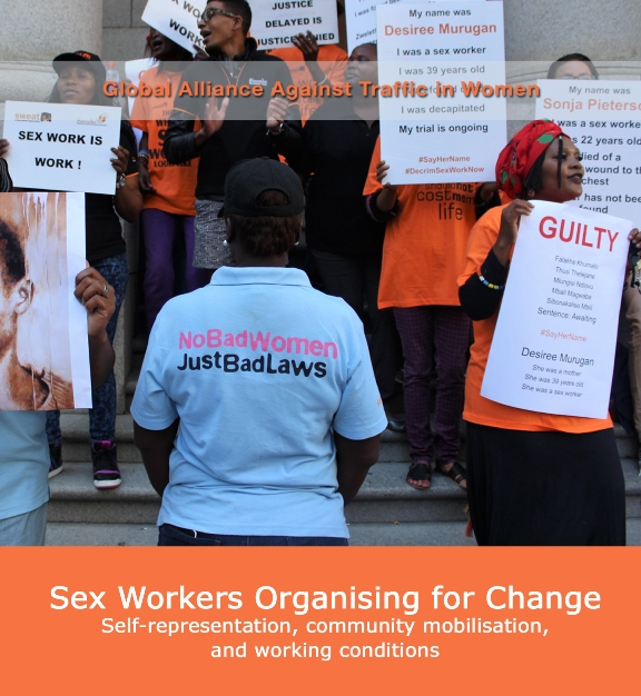Sex workers organising for change